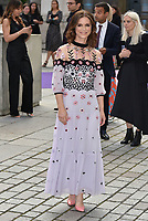 Emilia Fox<br /> at the Royal Academy of Arts Summer exhibition preview at Royal Academy of Arts on June 04, 2019 in London, England.<br /> CAP/PL<br /> ©Phil Loftus/Capital Pictures