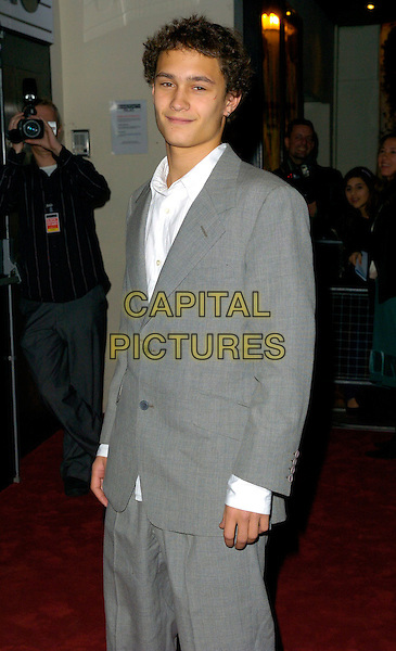 RAFI GAVRON.At The British Independent Film Awards, .Hammersnith Palais, Shepherds Bush Road, .London, England, November 29th 2006..half length grey suit.CAP/CAN.©Can Nguyen/Capital Pictures