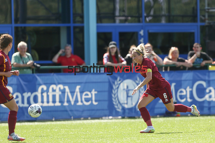 Uefa Women's Champions League qualifier<br /> NSA Sofia v Cardiff Met<br /> 23.08.16<br /> ©Steve Pope Sportingwales