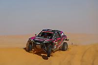 12th January 2020, Riyadh, Saudi Arabia;  404 Rautenbach Conrad (zwe), Bianchi Prata Pedro (ptr), Ph-Sport, Ph-Sport, SSV, during Stage 7 of the Dakar 2020 between Riyadh and Wadi Al-Dawasir, 741 km - SS 546 km, in Saudi Arabia - Editorial Use