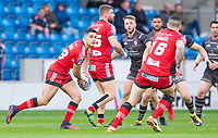 Picture by Allan McKenzie/SWpix.com - 26/04/2018 - Rugby League - Betfred Super League - Salford Red Devils v St Helens - AJ Bell Stadium, Salford, England - Jake Shorrocks.