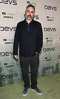 """LOS ANGELES - MARCH 2: Alex Garland attends the premiere of the new FX limited series """"Devs"""" at ArcLight Cinemas on March 2, 2020 in Los Angeles, California. (Photo by Frank Micelotta/FX Networks/PictureGroup)"""