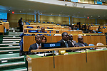 General Assembly Seventy-fourth session<br /> <br /> <br /> <br /> His Excellency Jean-Claude Felix do RegoChair of Delegation of Benin
