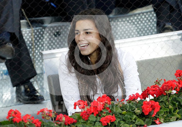 Rafael Nadal's girlfriend Xisca during Tennis Madrid Open ATP Singles Final, May 16,2010..(Alfaqui/Cesar Cebolla)