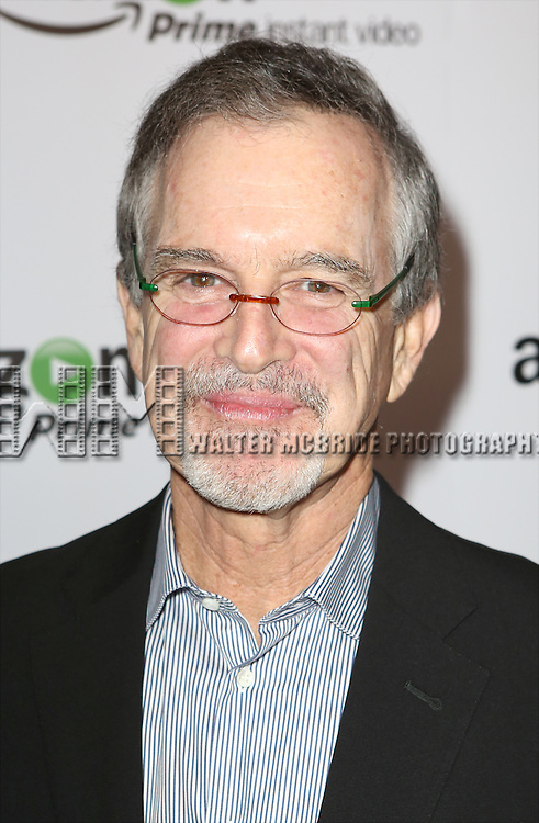 Garry Trudeau attending the Amazon Red Carpet Premiere for 'Mozart in the Jungle' at Alice Tully Hall on December 2, 2014 in New York City.