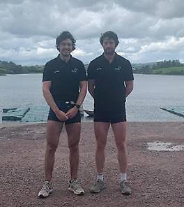 Men's Single Scull (BM2x) Ronan Byrne (UCC) Daire Lynch (Clonmel)