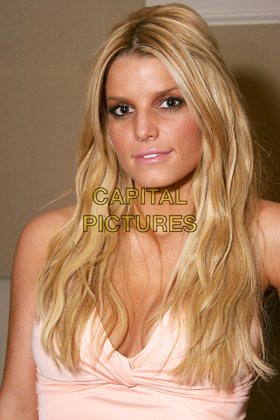 JESSICA SIMPSON.Private party after the 2007 CMA Awards, Nashville, Tennessee, USA..November 8th, 2007.headshot portrait .CAP/ADM/RR.©Randi Radcliff/AdMedia/Capital Pictures.