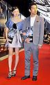 "Ayumi Ito, Takahiro Miura, Apr 03, 2012 : Tokyo, Japan : Actress Ayumi Ito(L) and  Actor Tahkahiro Miura attend the world premiere for the film ""Battleship"" in Tokyo, Japan, on April 3, 2012.The film will open on April 13 in Japan."