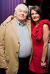 TJ Martin and Alison Maxin at Gerald Nash's Election Party in the Purple Room..Picture: Shane Maguire / www.newsfile.ie