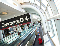 Photography of Charlotte Douglas International Airport, in Charlotte, NC. Charlotte was the 6th busiest airport in the world, based on traffic movements, and in 2013 it was the 23rd busiest airport in the world by passenger traffic.<br /> <br /> Charlotte Photographer - PatrickSchneiderPhoto.com