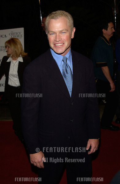 Actor NEAL McDONOUGH at the Broadcast Film Critics Association's 7th Annual Critics Choice Awards at the Beverly Hills Hotel..11JUN2002...© Paul Smith/Featureflash