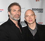 Marc Kudisch & Michael Cerveris attending the Roundabout Theatre Company's One Night Only Benefit Cast Party for 'Assassins' at Studio 54 in New York City. December 3, 2012.