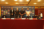 19July2017 - Pre-Match Press Conference