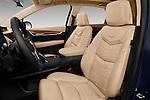 Front seat view of 2017 Cadillac XT5 AWD-Platinum 5 Door SUV Front Seat  car photos