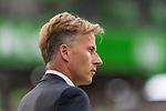 09.09.2017, Volkswagen Arena, Wolfsburg, GER, 1.FBL, VfL Wolfsburg vs Hannover 96<br /> <br /> im Bild<br /> Andries Jonker (Trainer VfL Wolfsburg), <br /> <br /> Foto &copy; nordphoto / Ewert