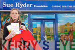 Manager of  the Sue Ryder Foundation charity shop, Mary Barrett, is calling on people to donate clothes, books and bric-a-brac to help raise funds for sheltered housing for the elderly.