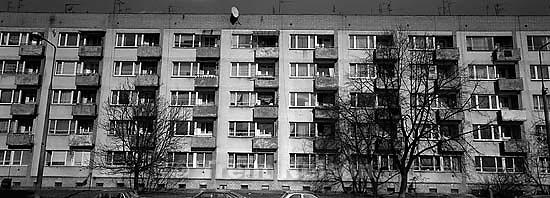 Apartment building<br />