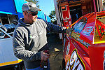 Feb 10, 2010; 4:03:33 PM; Barberville, FL., USA; The UNOH sponsored event running the 39th Annual DIRTCar Nationals at Volusia Speedway Park.  Mandatory Credit: (thesportswire.net)