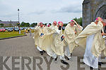 Bishops arriving in procession at the entrance to St Mary's Cathedral, Killarney, on Sunday afternoon for the episcopal ordination of Fr Ray Browne, newly ordained Bishop of Kerry.
