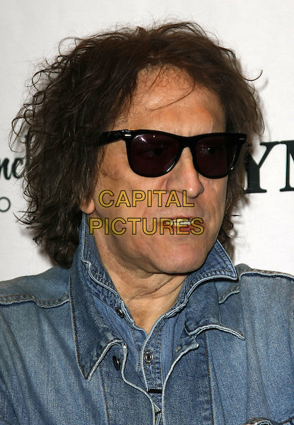 "MICK ROCK.during the opening of his new exhibit, ""Rock N Roll Eye,"" at Symbolic Gallery, Las Vegas, Nevada, USA, 02 May 2008..portrait headshot sunglasses .CAP/ADM/MJT.©MJT/Admedia/Capital Pictures"