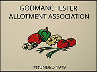 BNPS.co.uk (01202 558833)<br /> Pic: GardenMuseum/BNPS<br /> <br /> Most allotments will have signs at the entrance stating the name of the association or site and often a contact number.<br /> <br /> These fascinating old pictures show that allotments have been a passion of the British for centuries.<br /> <br /> Today, more than 90,000 people are on waiting lists to get their own little patch of land to grow vegetables, and the pastime was just as popular in the early years of the 20th century.<br /> <br /> Garden historian and lecturer Twigs Way has sourced dozens of images of green-fingered Brits tending to their allotments during the 'allotment craze' amongst the middle classes sparked by the Allotments Act of 1908 which required councils to supply them when demanded.<br /> <br /> Families would decamp to the allotment on a Sunday and picnic among the cabbages, dividing tasks with the husband digging, the wife collecting crops and the children weeding or caterpillar picking.<br /> <br /> They grew cabbage, carrots, leeks, parsnips, beet, marrow and spinach while also staying faithful to the Victorian favourites seakale, salsify, scorzonera and asparagus.<br /> <br /> The allotments helped keep the British fed during the two world wars but fell out of favour in the 1960s and 1970s with elderly plot holders cast as villains in the battle to free up land for the housing boom.<br /> <br /> But, prompted by a desire amongst Brits to reconnect with the land, they are now in the throes of a full-scale revival.