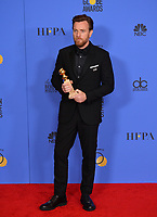Ewan McGregor at the 75th Annual Golden Globe Awards at the Beverly Hilton Hotel, Beverly Hills, USA 07 Jan. 2018<br /> Picture: Paul Smith/Featureflash/SilverHub 0208 004 5359 sales@silverhubmedia.com
