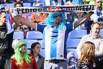 League Santander 2016/2017. Game: 24.<br /> RCD Espanyol vs CA Osasuna: 3-0.