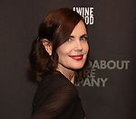 Elizabeth McGovern attends the Broadway Opening Night After Party for The Roundabout Theatre Company production of 'Time and The Conways'  on October 10, 2017 at the American Airlines Theatre in New York City.