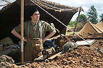 Phantom Troup Living History Trench<br />  17 July 2016<br />  Copyright Paul David Drabble<br />  www.pauldaviddrabble.photoshelter.com