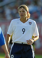 Mia Hamm , USWNT, 2002.