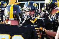 The Madison Mustangs top the Junkyard Dogs 59-14 on Saturday, 6/24/10, at Breitenbach Stadium in Middleton, Wisconsin
