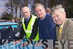 Beautiful: Having a great time at the Killarney Easter Vintage Rally on Sunday were Tony OShea, Beaufort, Pat OSullivan, Farranfore, and Donal Grady of Killarney..