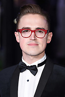 "LONDON, UK. December 12, 2018: Tom Fletcher at the UK premiere of ""Mary Poppins Returns"" at the Royal Albert Hall, London.<br /> Picture: Steve Vas/Featureflash"