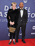 Carl Franklin, Jesse Beaton  attends the American Film Institute's 47th Life Achievement Award Gala Tribute To Denzel Washington at Dolby Theatre on June 6, 2019 in Hollywood, California