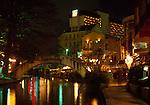 San Antonio River, Riverwalk
