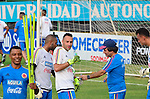 Entrenamientos previos y partido de la fecha 7 de las Eliminatorias. Colombia venció como local 2-0 a Venezuela.
