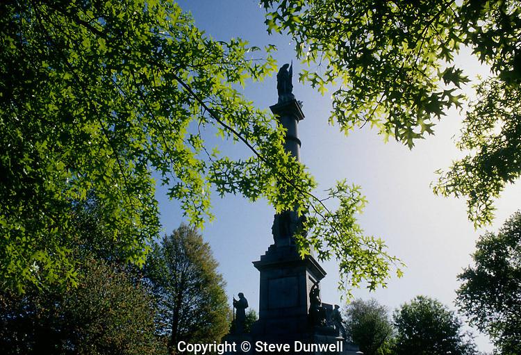 Soldier's Monument, Boston Common, MA