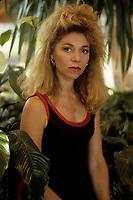FILE PHOTO -  Myriam Meziere au FFM, 29 aout 1987<br /> <br /> <br /> PHOTO :   Agence quebec Presse