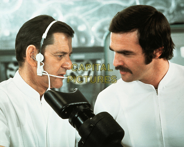 Everything You Always Wanted to Know About Sex * But Were Afraid to Ask (1972) <br /> Burt Reynolds &amp; Tony Randall<br /> *Filmstill - Editorial Use Only*<br /> CAP/MFS<br /> Image supplied by Capital Pictures