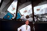 Ben Casey T.V. show display,Wax Museum, Buena Park, CA, 1981