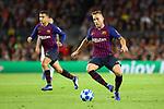 UEFA Champions League 2018/2019 - Matchday 3.<br /> FC Barcelona vs FC Internazionale Milano: 2-0.<br /> Arthur Melo.