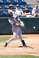 Eugene Emeralds' Zach Kometani #37 at bat during a game against the Everett AquaSox at Everett Memorial Stadium on June 26, 2011 in Everett, WA.  Eugene defeated Everett 14-4.  (Ronnie Allen/Four Seam Images)
