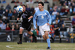 06 December 2008: North Carolina's Michael Callahan. The University of North Carolina Tar Heels defeated the Northwestern University Wildcats 1-0 at Fetzer Field in Chapel Hill, North Carolina in a NCAA Division I Men's Soccer tournament quarterfinal game.