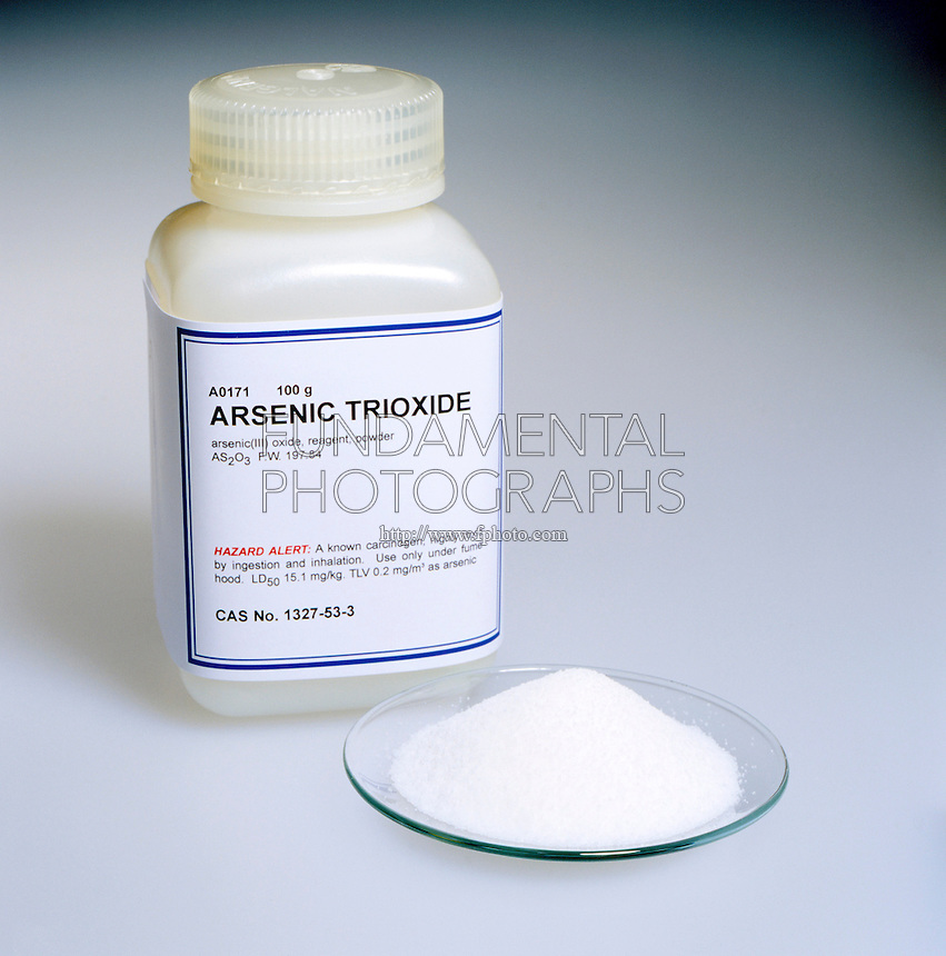 ARSENIC TRIOXIDE<br />