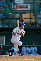 April 29 2010: Brett Jackson (13) of the Daytona Beach Cubs during a game vs. the Lakeland Flying Tigers at Jackie Robinson Ballpark in Daytona Beach, Florida. Daytona, the Florida State League High-A affiliate of the Chicago Cubs, lost the game against Lakeland, affiliate of the Detroit Tigers, by the score of 4-3  Photo By Scott Jontes/Four Seam Images