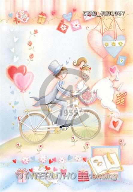 Andrea, WEDDING, paintings(ITABJMU1057,#W#) ,everyday