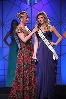 SAO PAULO, 11 DE AGOSTO DE 2012. MISS SAO PAULO 2012. A Miss Atibaia, Milena Xeder, durante o concurso Miss Sao Paulo na noite deste sabado. FOTO - ADRIANA SPACA BRAZIL PHOTO PRESS