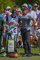 Henrik Stenson (SWE) looks over his tee shot on 7 during round 2 of the Arnold Palmer Invitational at Bay Hill Golf Club, Bay Hill, Florida. 3/8/2019.<br /> Picture: Golffile | Ken Murray<br /> <br /> <br /> All photo usage must carry mandatory copyright credit (&copy; Golffile | Ken Murray)