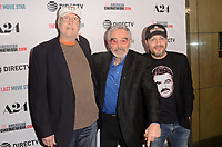 """LOS ANGELES - FEB 22:  Chevy Chase, Burt Reynolds, Adam Rifkin at the """"The Last Movie Star"""" Premiere at the Egyptian Theater on February 22, 2018 in Los Angeles, CA"""