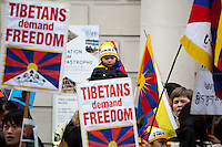 10.03.2016 - 57th Anniversary Of Tibetan National Uprising of 1959 - #FreeTibet